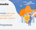 sMedia receives funding from Espresso Capital