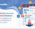 sMedia launches Vroomance – the largest vehicle marketplace in the world